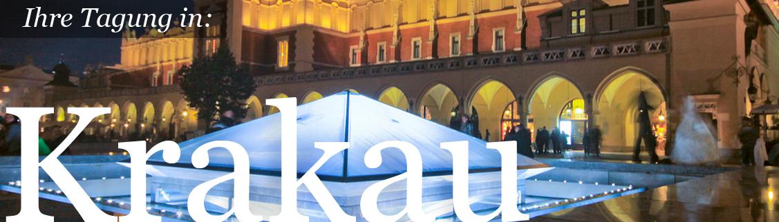Ihre Tagung in Krakau