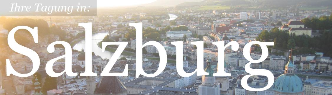 Ihre Tagung in Salzburg