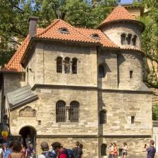 Altneusynagoge Prag
