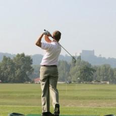 Golf in Prag