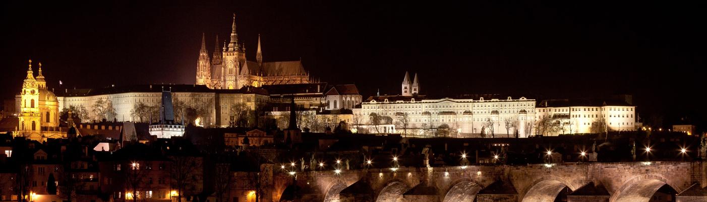 Silhouette Prag