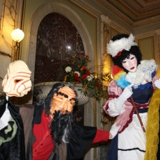 Event Dresden mit Schauspielern