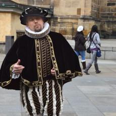 Prag entdecken mit königlicher Unterstützung