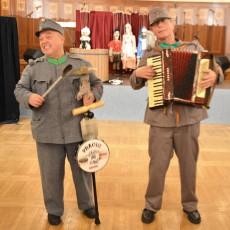 Musikalische Abendgestaltung mit dem braven Soldaten Schwejk