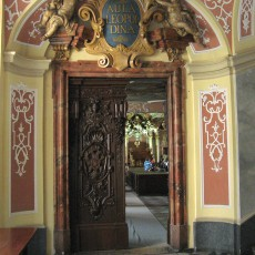 Breslau Aula Leopoldina