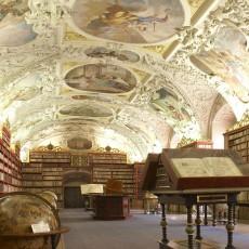 Bibliohek Kloster Strahov