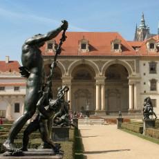 Palais Wallenstein Prag