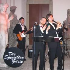 Event Dresden mit Band