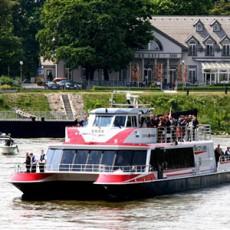 Bootsausflug auf der Donau